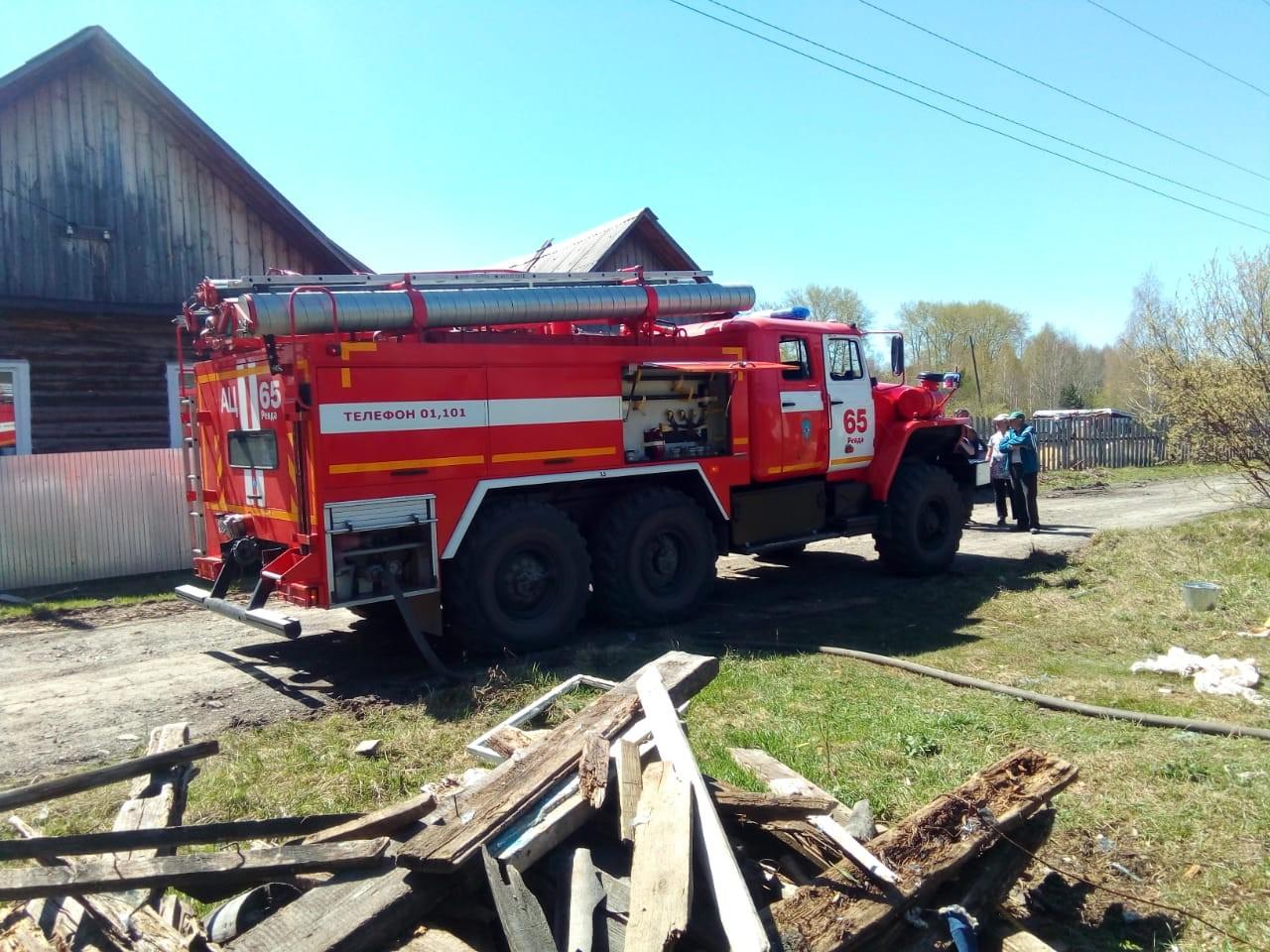 При взрыве газа в Ревде пострадал человек