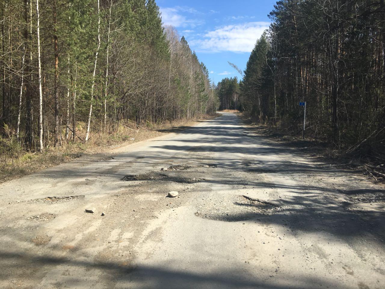В ГИБДД рассказали о критической ситуации с дорогами в двух свердловских муниципалитетах