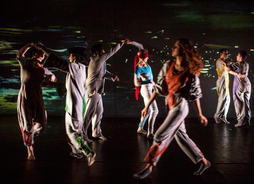 В Екатеринбурге состоится премьерный показ уникального инклюзивного спектакля «Anima Chroma/Живые картины».