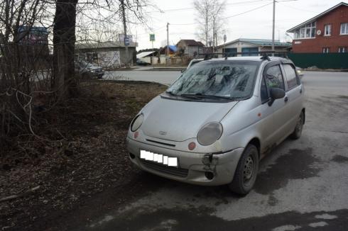 В Екатеринбурге малолитражка сбила ребенка на Шарташе