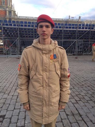 В Екатеринбурге отметили наградами юных защитников Отечества