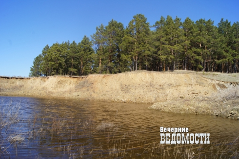 Под Белояркой выявили незаконный карьер по добыче скального грунта