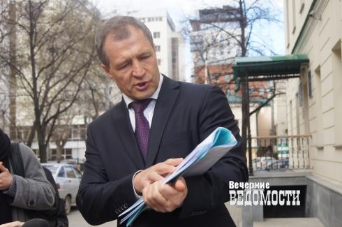 Федеральное руководство «Единой России» встретилось со свердловскими «бунтарями»
