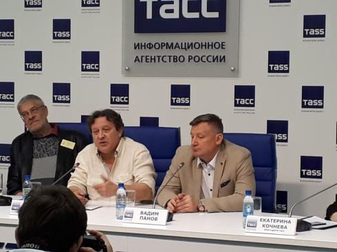 В Екатеринбурге стартовал Международный фестиваль фантастики «Аэлита»