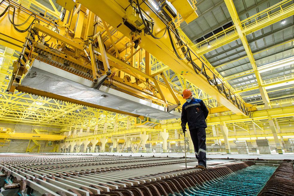 Краеугольный камень успеха УГМК — модернизация производства