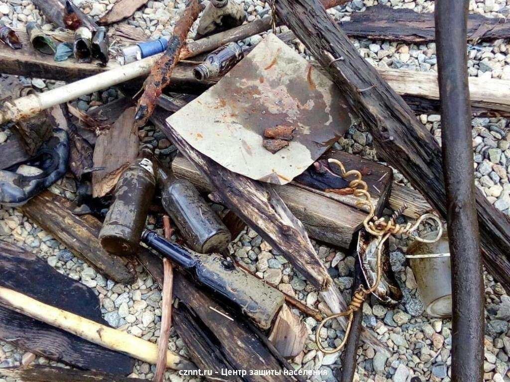 Генеральную уборку дна водоемов проводят в Нижнем Тагиле