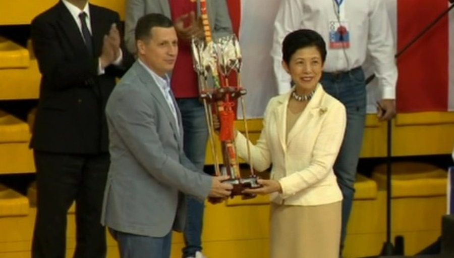 В Екатеринбурге японская принцесса Хисако Такамадо назвала организацию ЧМ-2018 прекрасной