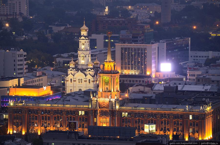 Открыт приём заявок от претендентов напост руководителя Екатеринбурга