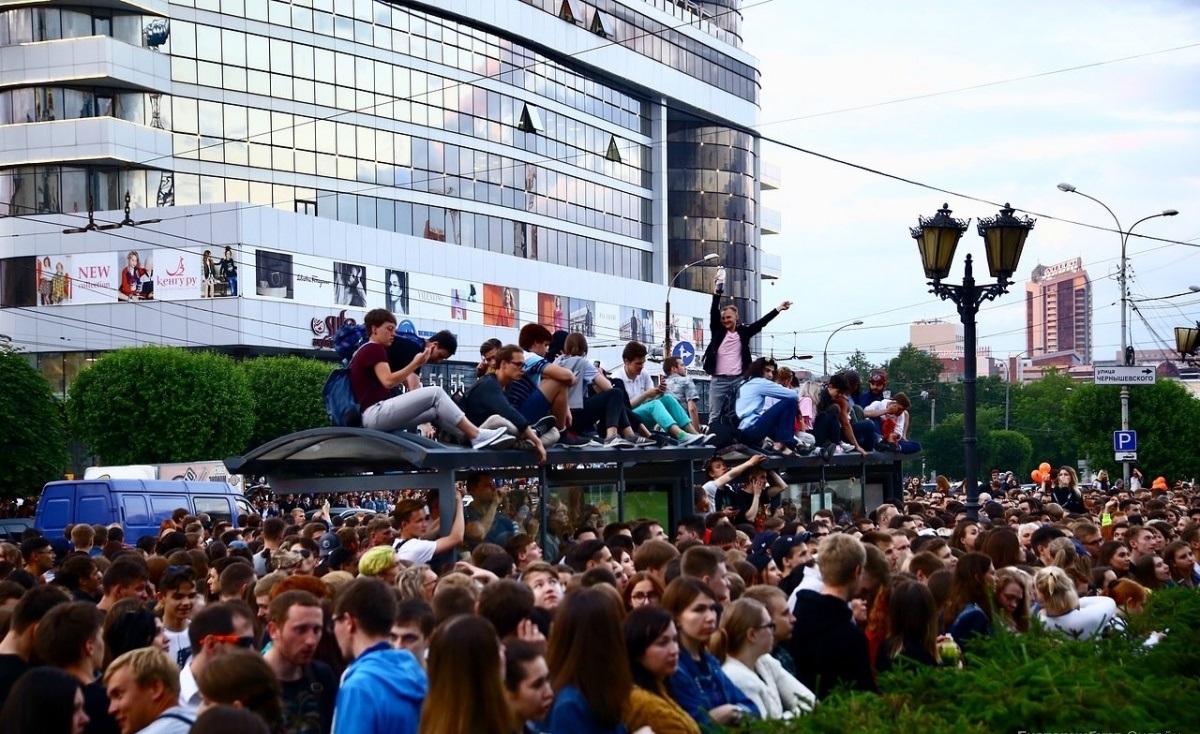 Евгений Куйвашев: «Организаторы «Ночи музыки» — молодцы. Екатеринбург, ты супер!»