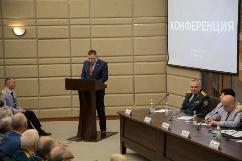 В Москве вручили ежегодную премию «Офицеры России»