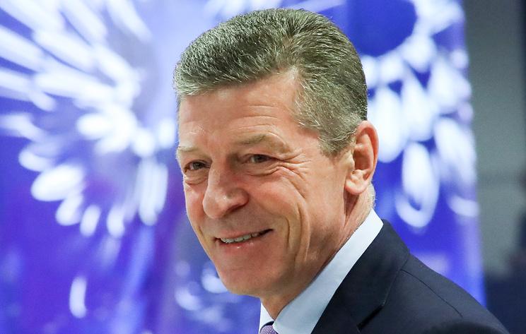 Рокировочка: вместо Медведева на«Иннопром» приедет Козак