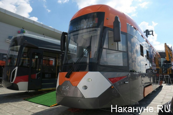 Уралвагонзавод презентовал «секретный» трамвай