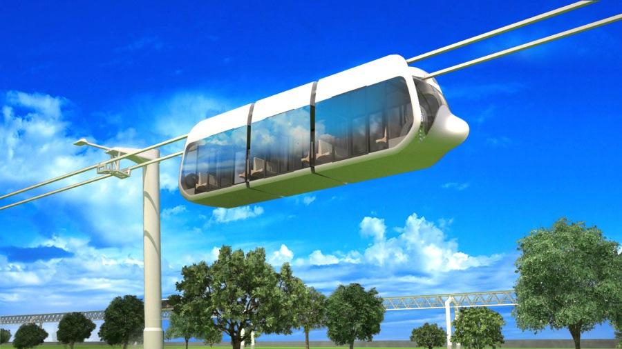 Вместо метро в Екатеринбурге может появиться скайвей