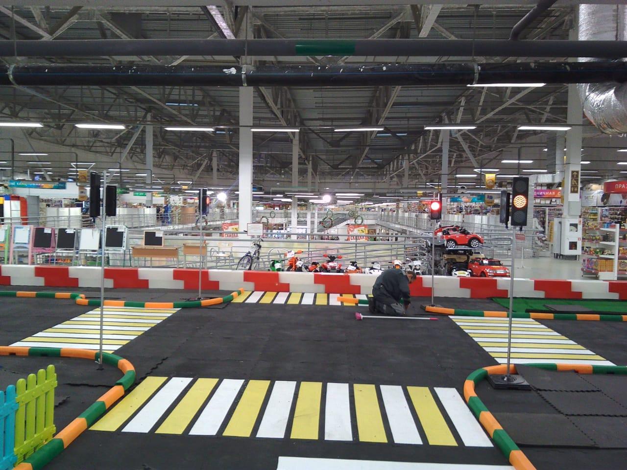 В Екатеринбурге открыли инновационную детскую автошколу