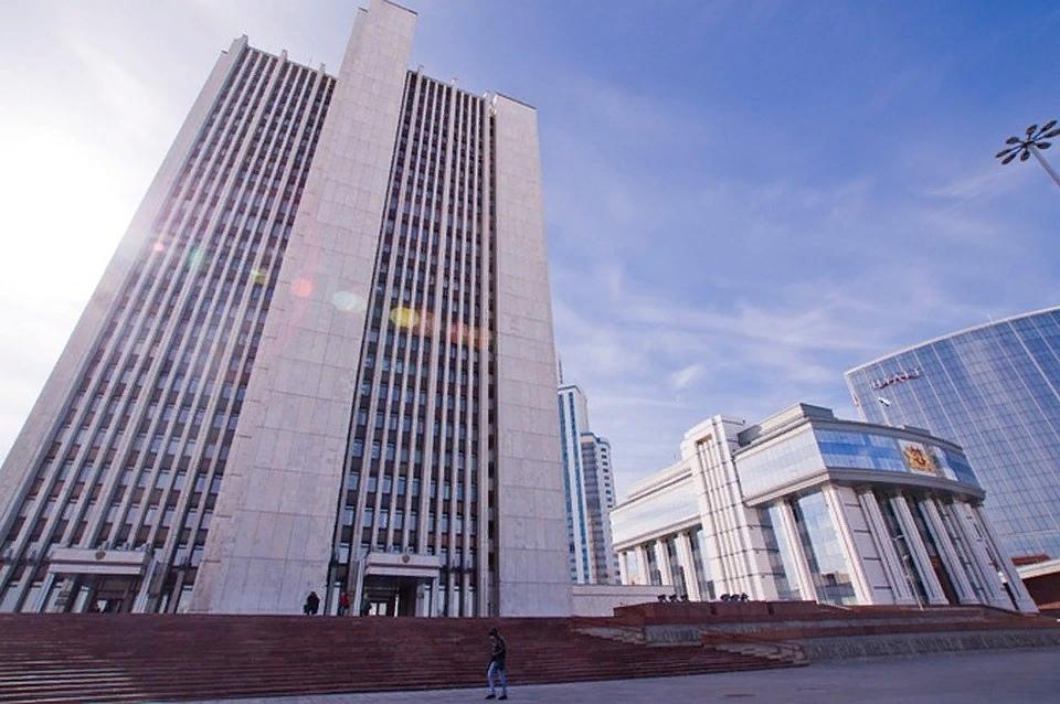 Госдолг Свердловской области вырос на7 млрд руб.