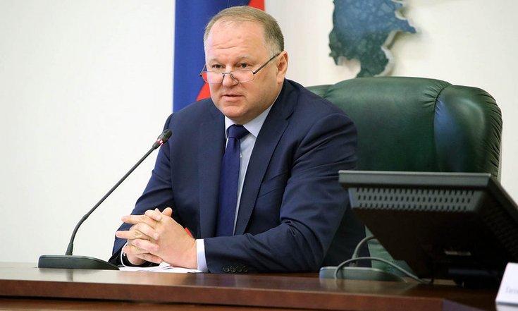 После селектора окарантине вЦелинном вКурган приедет полпред Николай Цуканов