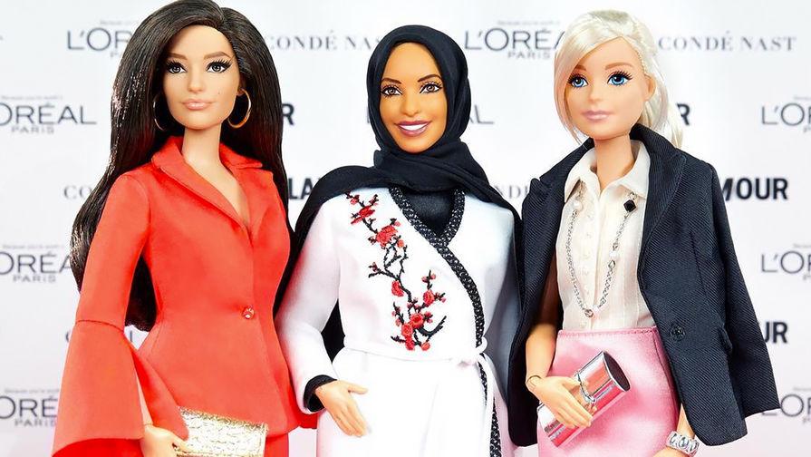 ВЕкатеринбурге порешению суда уничтожат 640 контрафактных кукол «Барби»