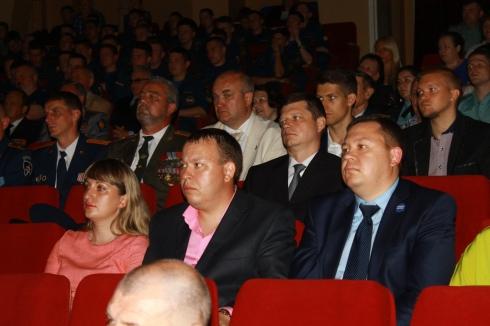 В Екатеринбурге вручили ежегодную премию «Офицеры России»
