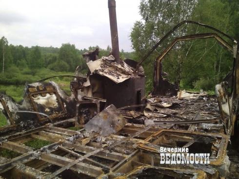 В Свердловской области конфликт в охотничьем сообществе перерос в лесное ЧП