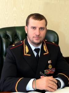 Чеченский генерал гостит на Урале