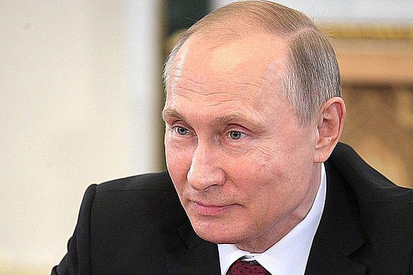 Путин возглавил новый рейтинг самых влиятельных граждан России