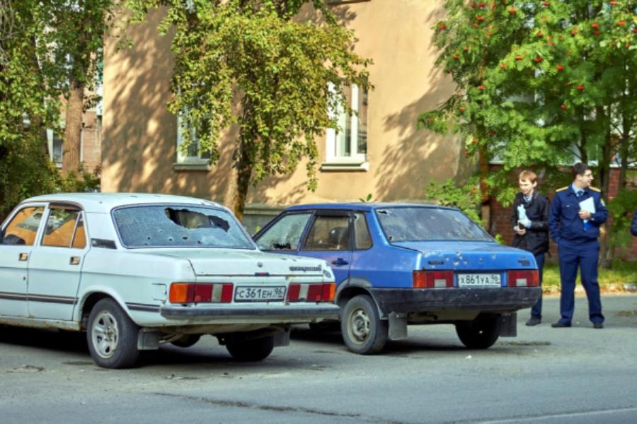 В Свердловской области бывший спецназовец открыл стрельбу по полицейским, приехавшим на вызов