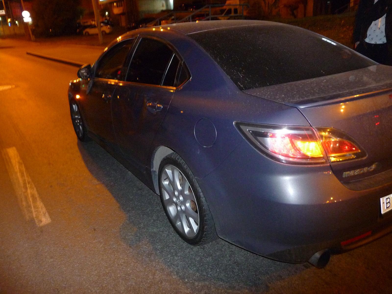 В ДТП на улице Гурзуфской пострадал пенсионер