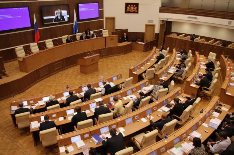 Свердловское Заксобрание сохранило предпенсионные льготы для граждан региона