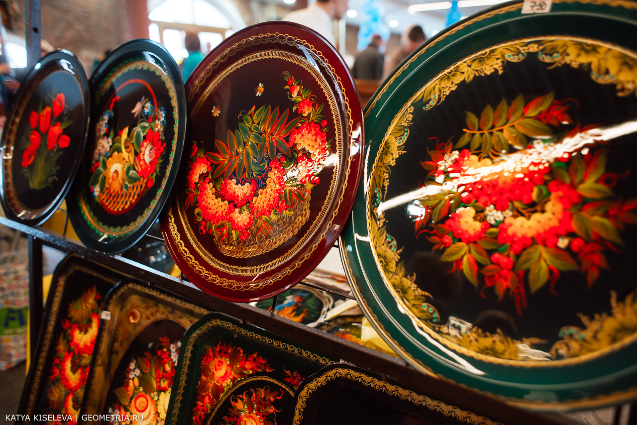В центре Екатеринбурга пройдет фестиваль мастеров «Иван-да-Марья»