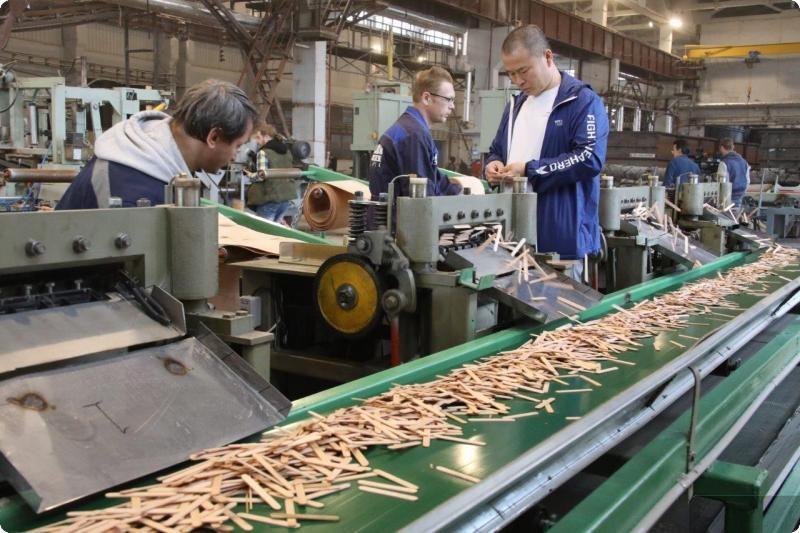 Запущен производственный процесс бизнес-инкубатора индустриального парка «Богословский»