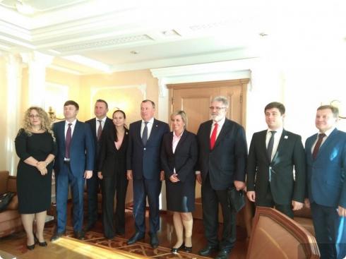 Средний Урал будет развивать сотрудничество с Карловыми Варами