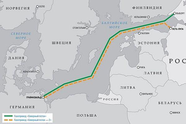 Киев придумал «план Б» наслучай запуска «Северного потока-2»