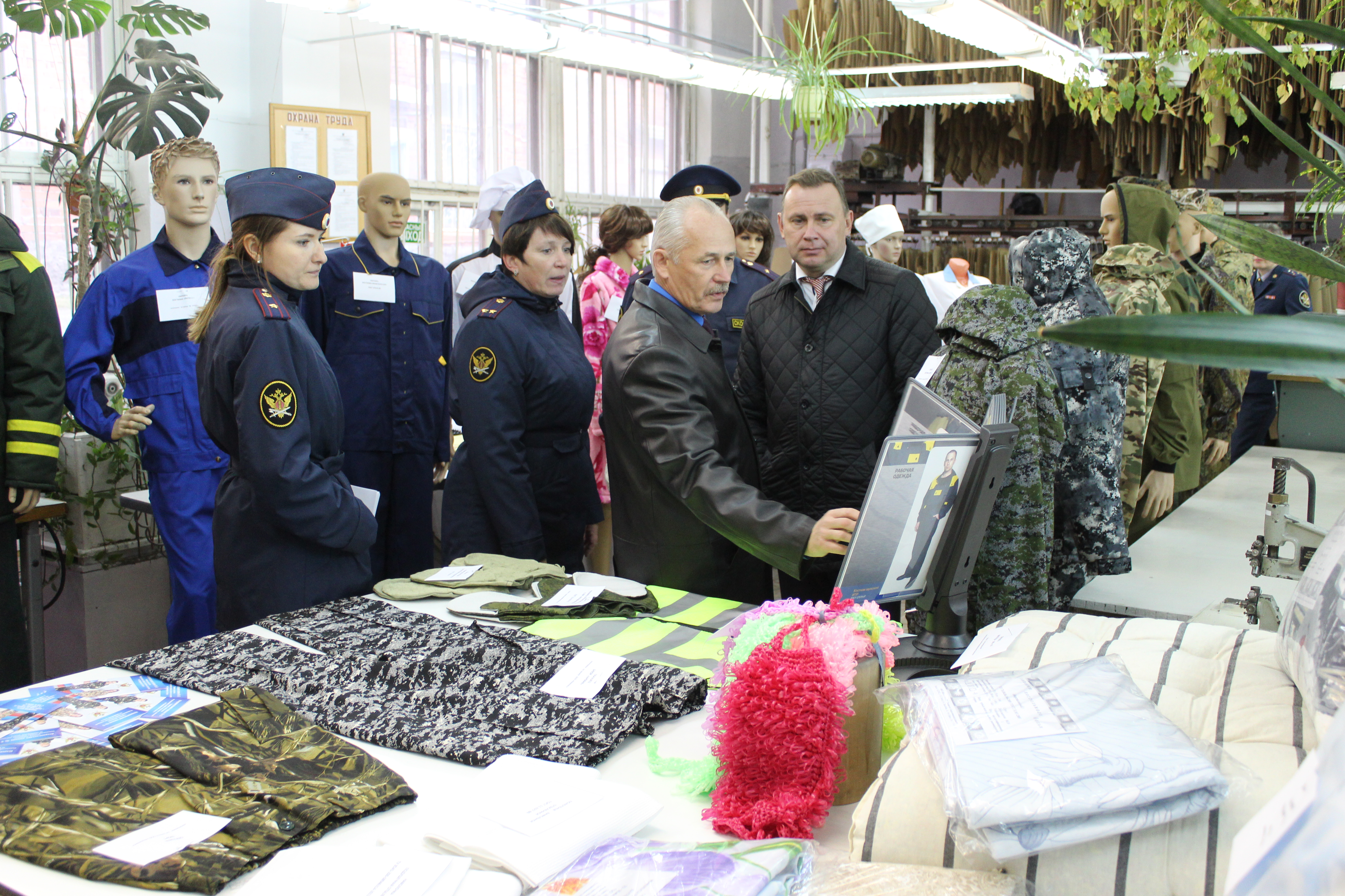 Врип главы Нижнего Тагила Владислав Пинаев посетил ИК-6