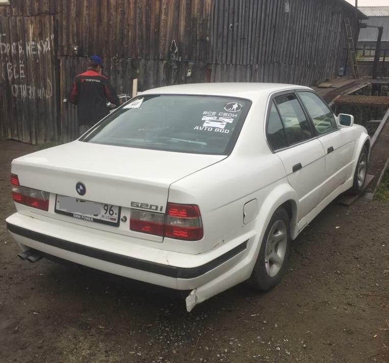 У екатеринбуржца за долг в 200 тысяч рублей забрали BMW