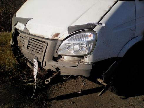 В Курганской области пострадал 3-летний мальчик в ДТП с «перевертышем»