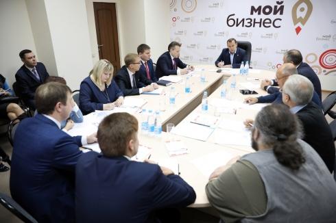 Шумков поставил перед структурами поддержки бизнеса в Зауралье новые задачи: «Мы должны сделать нашу команду лучшей в России»