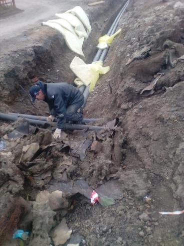 Подрядчику в Белоярке предложили приостановить работы по обеспечению жителей теплом. Политика оказалась превыше всего