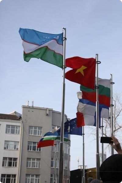 В уральской столице открыли Генконсульство Узбекистана