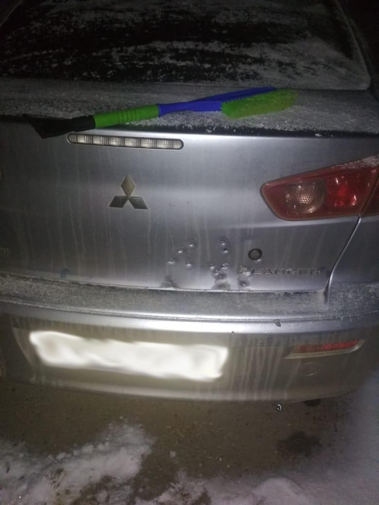 В Арамиле мужчина открыл стрельбу на улице