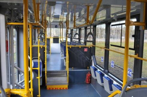 В Екатеринбурге проходят испытания новой модели трамвая
