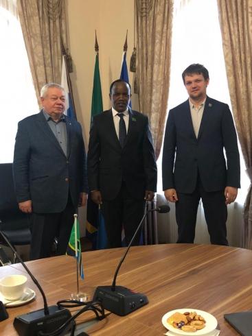 Уральский бизнес продвигает ЭКСПО-2025 в Екатеринбурге на Африканском континенте