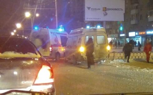 В Екатеринбурге женщина сбила семилетнего мальчика и двух пешеходов