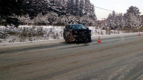 Из-за пьяного водителя в Ревде пострадал ребёнок