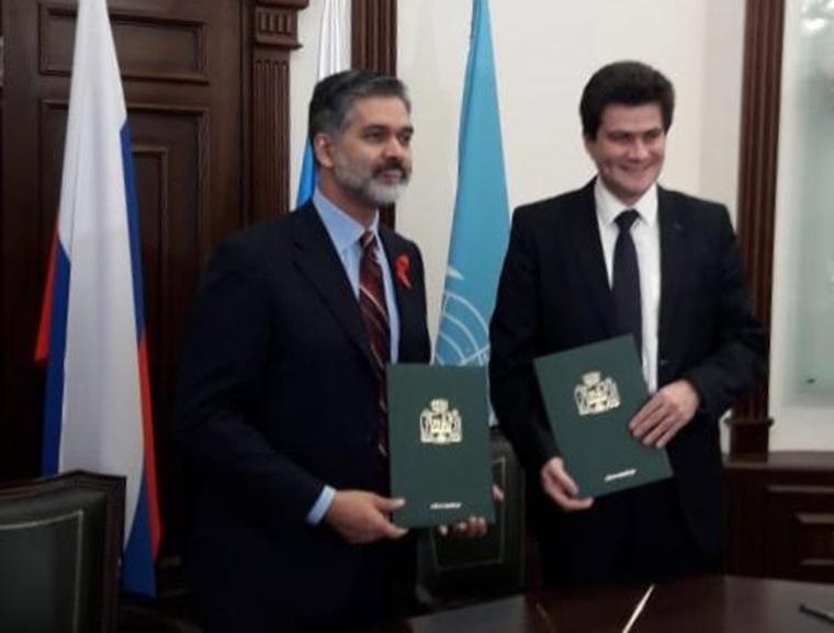 В Екатеринбурге подписана Парижская декларация по борьбе с ВИЧ