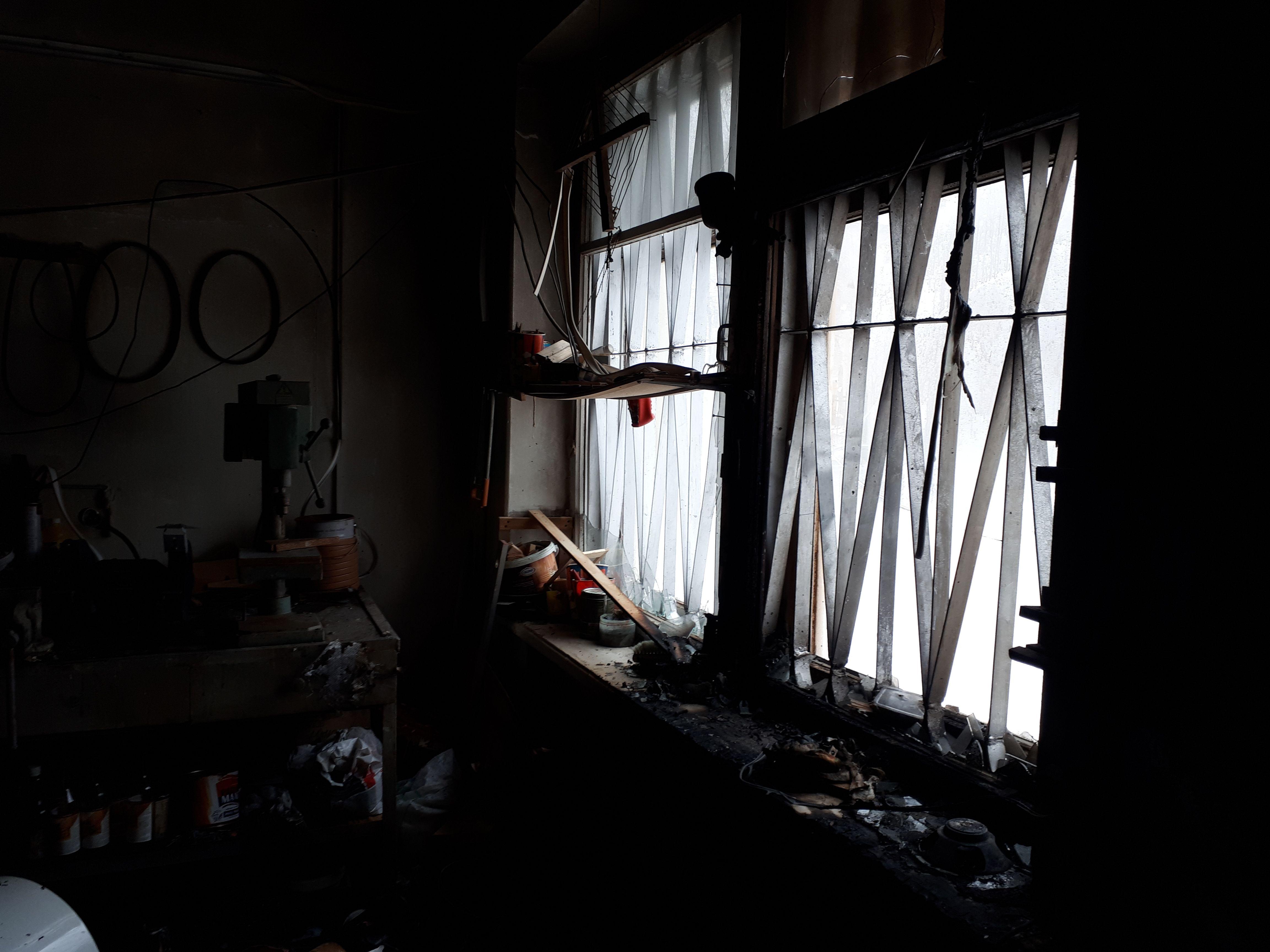 Прокуратура проводит проверку в сухоложской школе искусств, где недавно был пожар