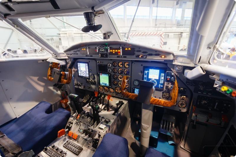Цех по производству самолетов L-410 открыт в «Титановой долине»