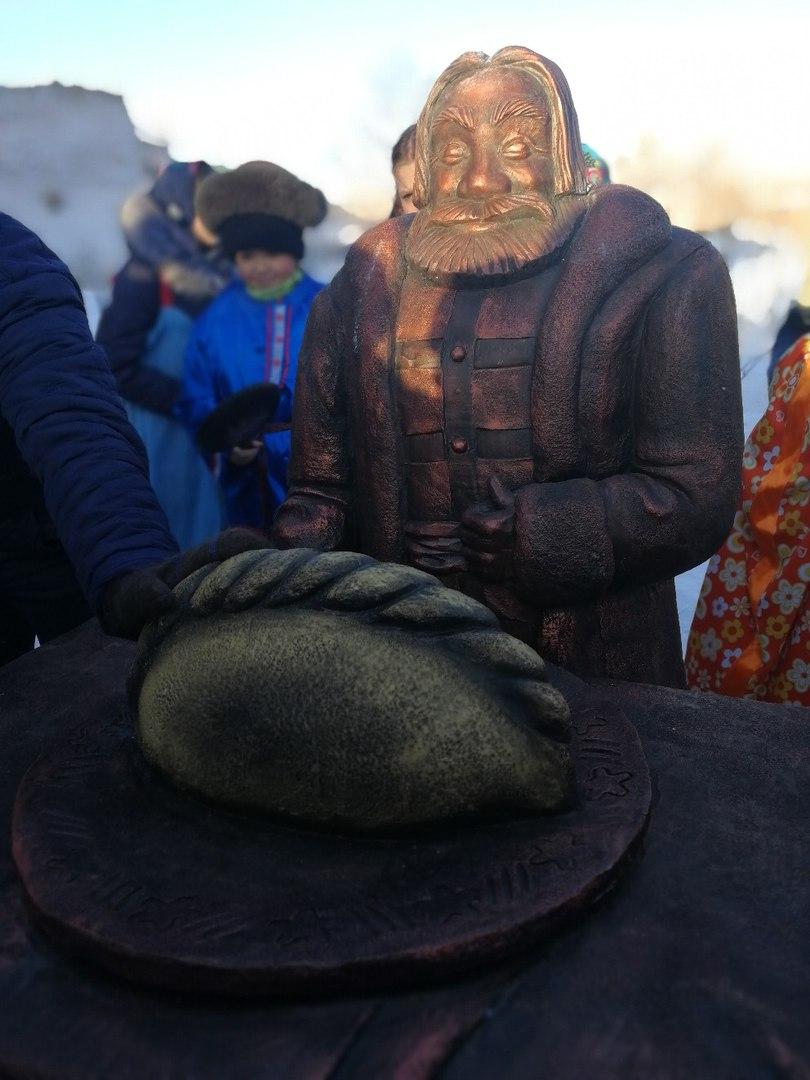 В ЦПКиО появится памятник пельменю
