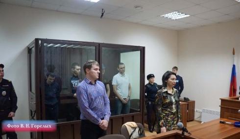 В Екатеринбурге осудили банду грабителей банков