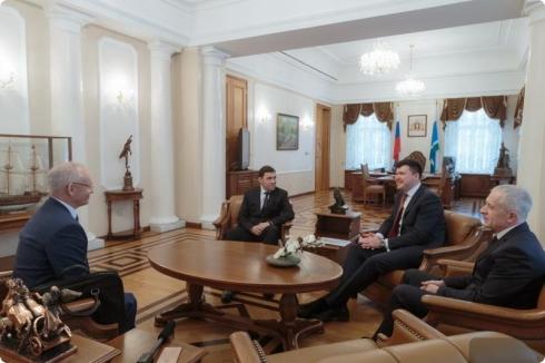 Назначен новый начальник Уральского главного управления ЦБ РФ