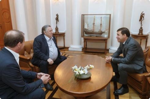 Александр Проханов предложил создать общество «уральской мечты»